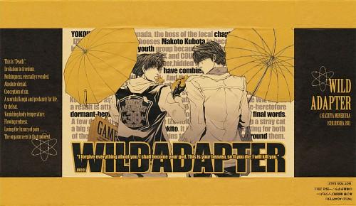 Kazuya Minekura, Wild Adapter, Makoto Kubota, Minoru Tokito