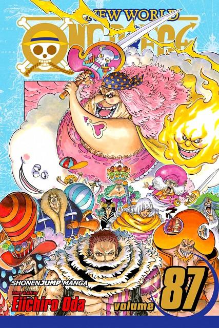 Eiichiro Oda, Toei Animation, One Piece, Pekoms, Tamago (One Piece)