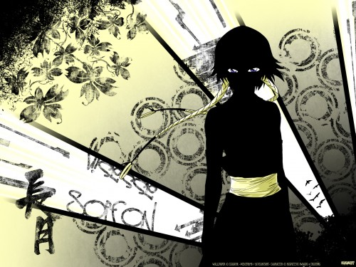 Kubo Tite, Studio Pierrot, Bleach, Soi Fong Wallpaper