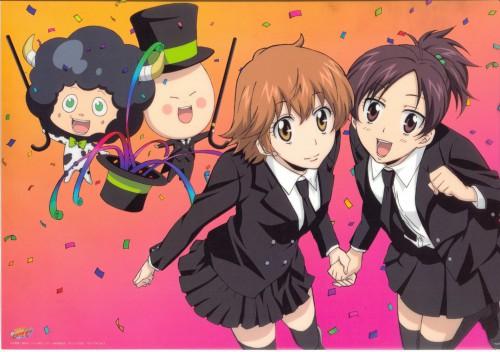 Akira Amano, Artland, Katekyo Hitman Reborn!, Kyoko Sasagawa, Lambo