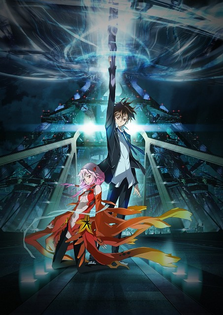 Hiromi Kato, redjuice, Production I.G, GUILTY CROWN, Shu Ouma