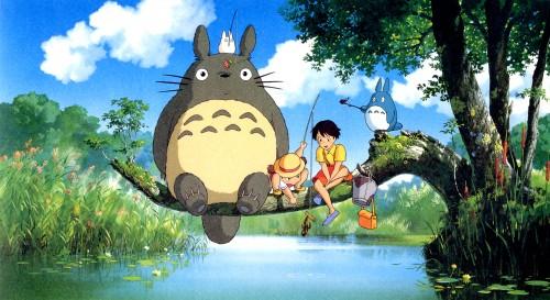 Hayao Miyazaki, Studio Ghibli, My Neighbor Totoro, Mei Kusakabe, Totoro