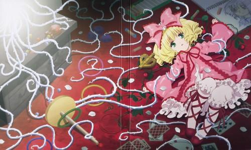 Peach-Pit, Kyuuta Sakai, Studio DEEN, Rozen Maiden, Hinaichigo