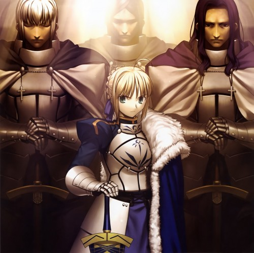 Takashi Takeuchi, TYPE-MOON, TYPE-MOON 10th Anniversary Phantasm, Return to AVALON, Fate/stay night