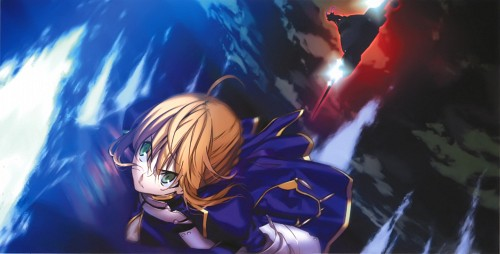 Shizuki Morii, TYPE-MOON, Ufotable, Fate/Zero, Saber