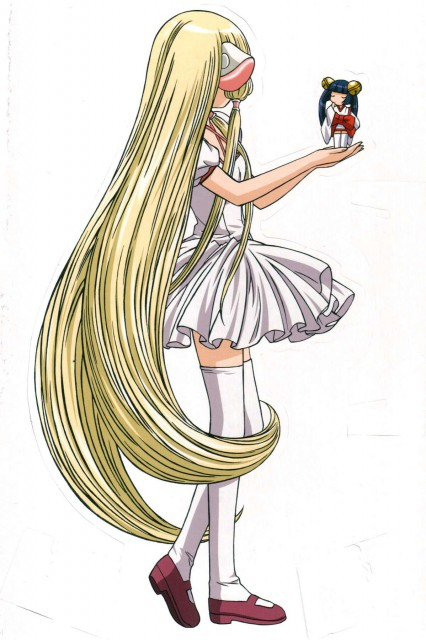 Madhouse, Chobits, Kotoko, Chii