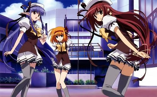 Studio Asread, Navel (Studio), Shuffle! TV Animation Complete Album, Shuffle!, Kaede Fuyou