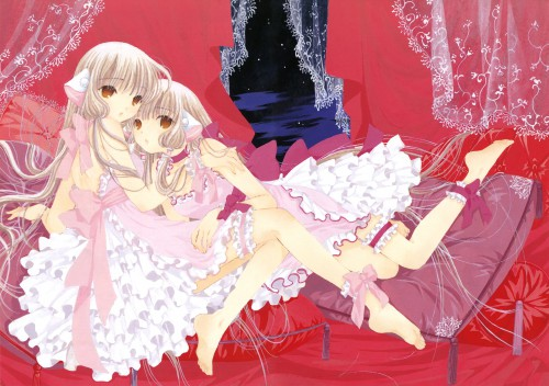 CLAMP, Chobits, Your Eyes Only, Chii, Freya