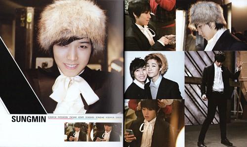 Henry Lau, Sungmin, Super Junior