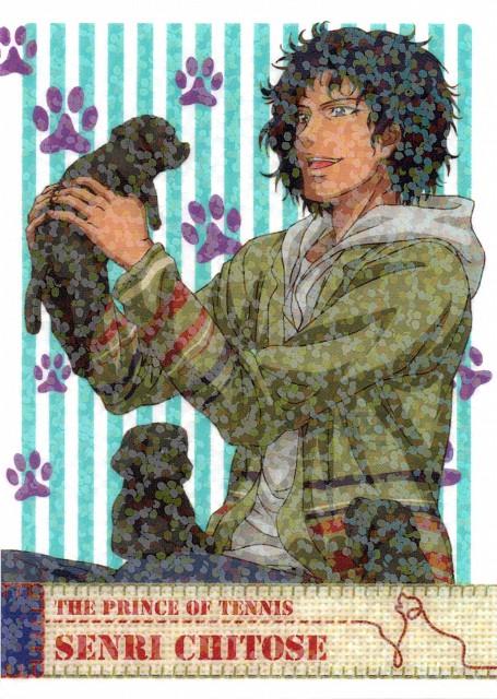 Takeshi Konomi, J.C. Staff, Prince of Tennis, Senri Chitose, Trading Cards