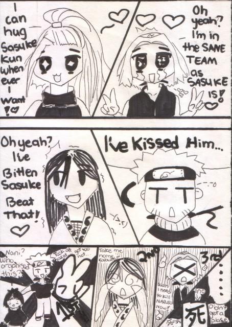 Studio Pierrot, Naruto, Ino Yamanaka, Sakura Haruno, Naruto Uzumaki