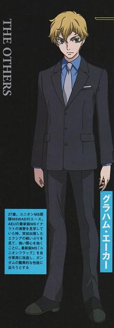 Sunrise (Studio), Mobile Suit Gundam 00, Graham Aker