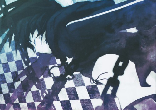huke, Black Rock Shooter, Black Rock Shooter Visual Works, Black Rock Shooter (Character)