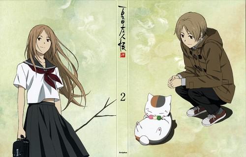 Yuki Midorikawa, Brains Base, Natsume Yuujinchou, Nyanko-sensei, Reiko Natsume