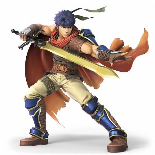 Nintendo, Fire Emblem, Super Smash Bros. Ultimate, Ike (Fire Emblem)