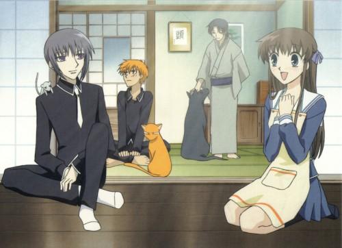 Natsuki Takaya, Fruits Basket, Tohru Honda, Kyo Sohma, Yuki Sohma