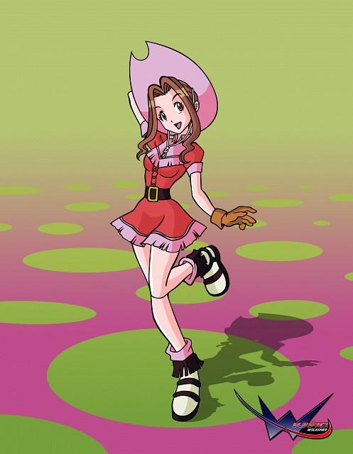 Toei Animation, Digimon Adventure, Mimi Tachikawa, Vector Art