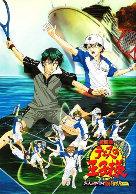 Takeshi Konomi, J.C. Staff, Prince of Tennis, Shuichiro Oishi, Kunimitsu Tezuka