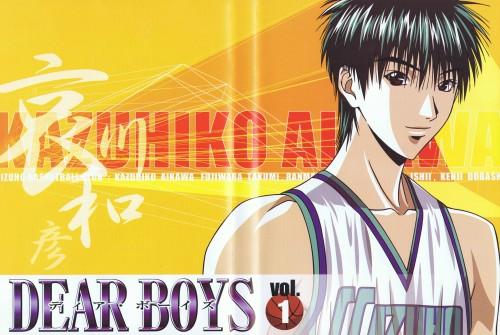 Hiroki Yagami, Ob Planning, Dear Boys, Kazuhiko Aikawa, DVD Cover