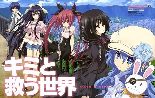 Miyana Okita, Anime International Company, Date A Live, Tohka Yatogami, Yoshino (Date A Live)