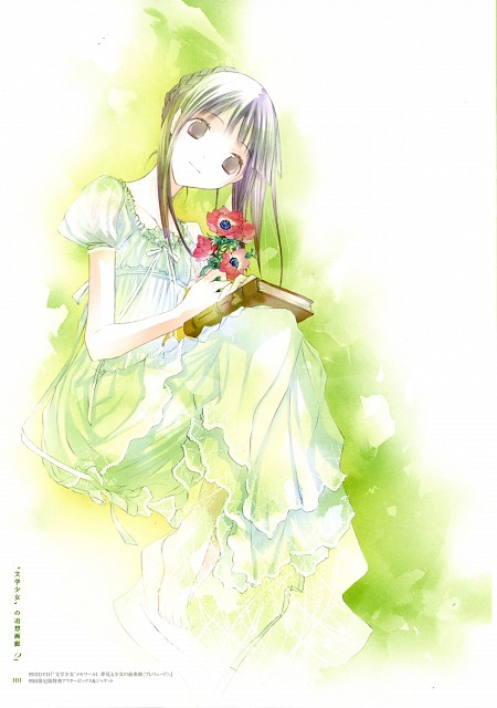 Miho Takeoka, Production I.G, Bungaku Shoujo, Tooko Amano