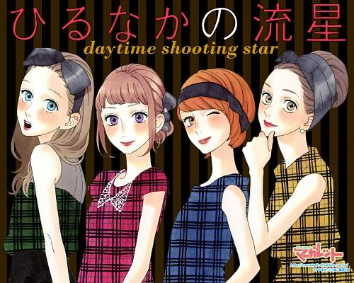 Mika Yamamori, Hirunaka no Ryuusei, Suzume Yosano, Nana Kameyoshi, Monika Tsuruya