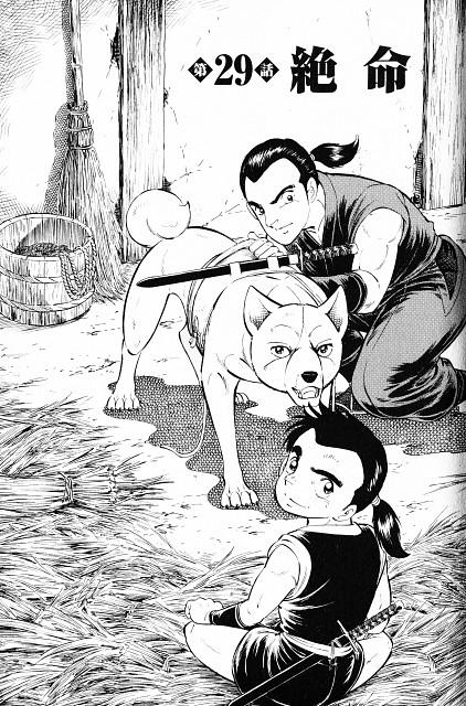 Yoshihiro Takahashi, Ginga: Nagareboshi Gin, Taichi, Ryojun, Hakutaka