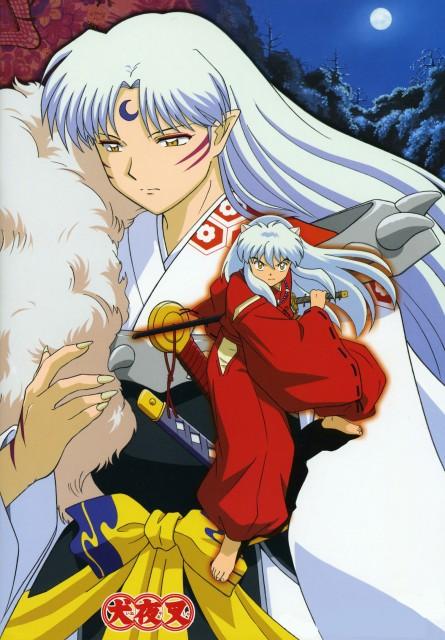 Rumiko Takahashi, Inuyasha, Sesshoumaru, Inuyasha (Character)
