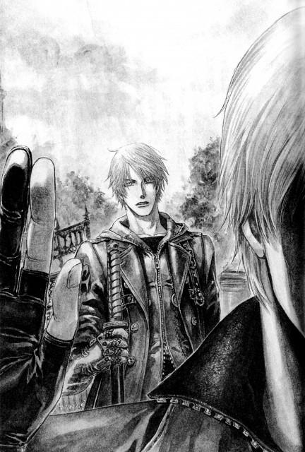 Shibamoto Thores, Capcom, Devil May Cry, Dante, Nero