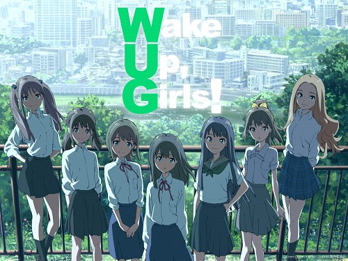 Ordet, Tatsunoko Production, Wake Up Girls!, Airi Hayashida, Kaya Kikuma