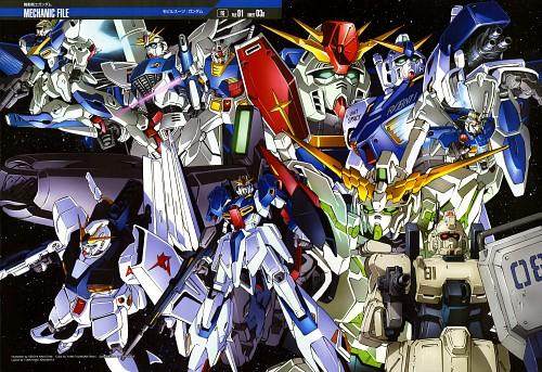 Sunrise (Studio), Mobile Suit Gundam: The 08th MS Team, Mobile Suit Victory Gundam, Mobile Suit Zeta Gundam, Mobile Suit Gundam AGE