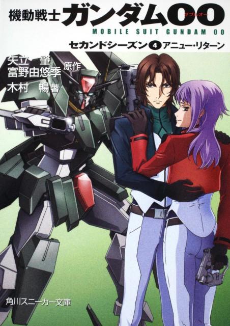 Sunrise (Studio), Mobile Suit Gundam 00, Lockon Stratos, Anew Returner