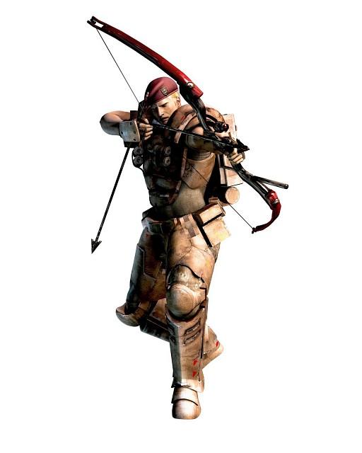 Capcom, Resident Evil: The Mercenaries 3D, Jack Krauser