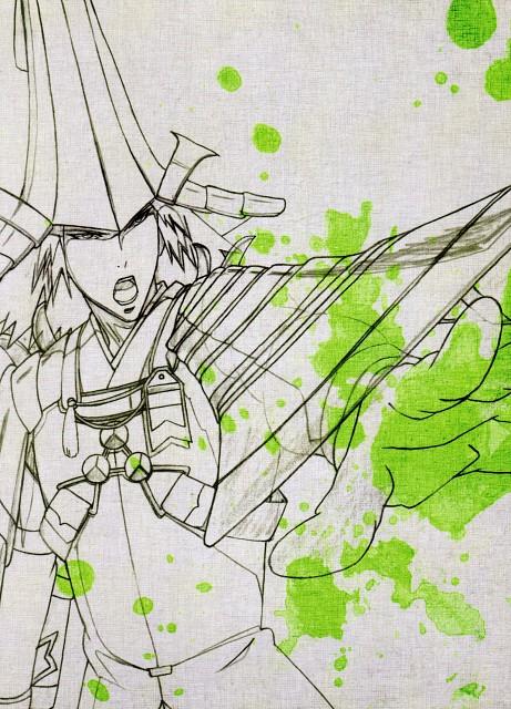 Capcom, Production I.G, Sengoku Basara, Motonari Mouri