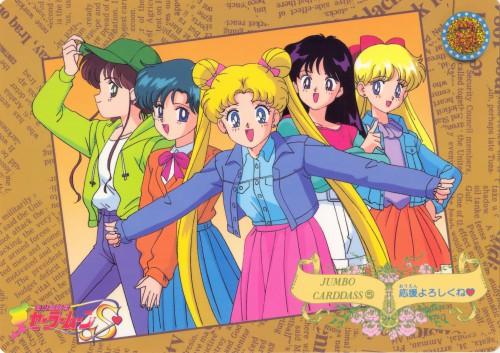 Toei Animation, Bishoujo Senshi Sailor Moon, Usagi Tsukino, Makoto Kino, Minako Aino