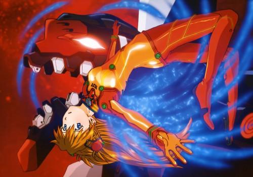 Yoshiyuki Sadamoto, Gainax, Khara, Neon Genesis Evangelion, Neon Genesis Evangelion - 03-2010 - 02-2011 Khara Calendar