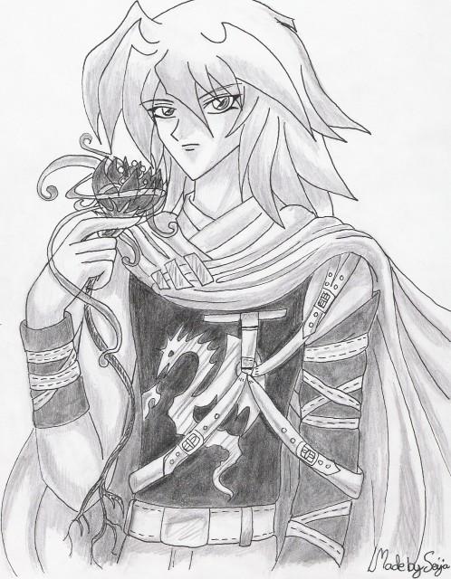Yu-Gi-Oh Duel Monsters, Ryou Bakura, Member Art