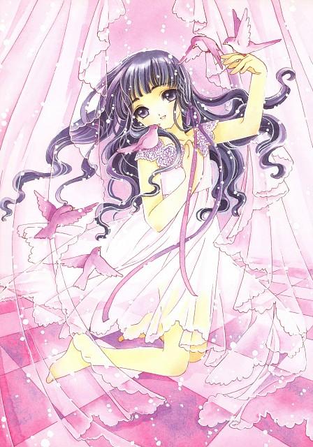 CLAMP, Madhouse, Cardcaptor Sakura, Cardcaptor Sakura Illustrations Collection 3, Tomoyo Daidouji
