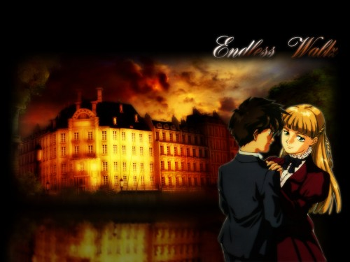 Sunrise (Studio), Mobile Suit Gundam Wing, Relena Peacecraft, Heero Yuy Wallpaper