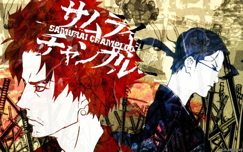 Samurai Champloo, Mugen, Jin Wallpaper