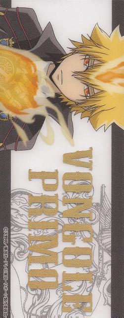 Akira Amano, Katekyo Hitman Reborn!, Giotto, Stick Poster