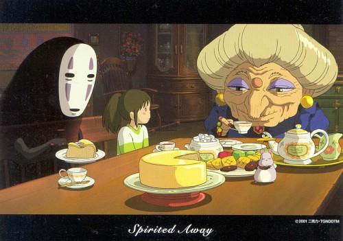 Hayao Miyazaki, Studio Ghibli, Studio Hibari, Spirited Away, Kaonashi