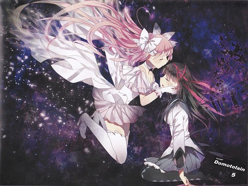Domotolain, Puella Magi Madoka Magica, Abracadabra: Madoka Magica Fan Book, Ultimate Madoka, Homura Akemi