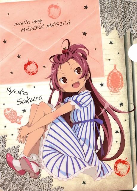 Puella Magi Madoka Magica, Kyouko Sakura, Pencil Board