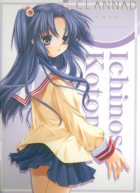 Hinoue Itaru, Key (Studio), Clannad, Kotomi Ichinose