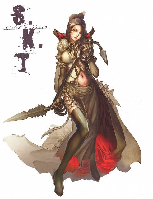 Juno Jeong, Swallow Knights Tales, Japanese Comickers 2