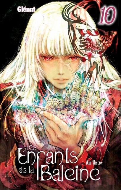 Abi Umeda, J.C. Staff, Kujira no Kora wa Sajou ni Utau, Orca (Kujira), Manga Cover