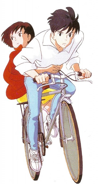 Studio Ghibli, Whisper of the Heart, Shizuku Tsukishima, Seiji Amasawa