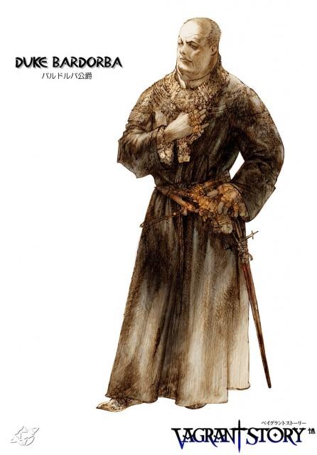 Square Enix, Vagrant Story, Aldous Byron Bardorba