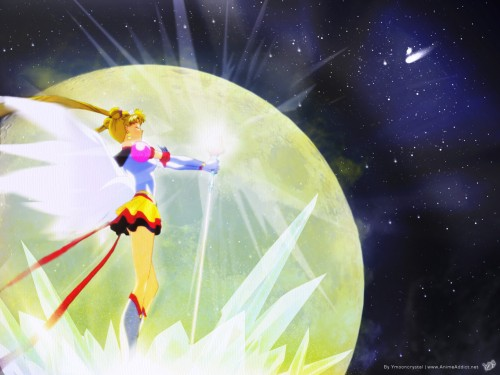 Toei Animation, Bishoujo Senshi Sailor Moon, Eternal Sailor Moon Wallpaper